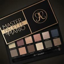 Anastasia Beverly Hills Master Palette By Mario 12 Eye Shadows Limited Edition