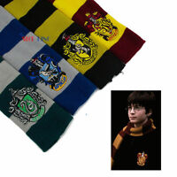 Harry Potter Gryffindor/Slytherin/Ravenclaw/Hufflepuff Scarf  Party Xmas Costume