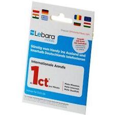3G SIM-Karten von Lebara mobilem