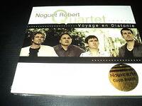 "CD DIGIPACK NEUF ""VOYAGE EN DIATONIE"" Noguet Robert Quartet"
