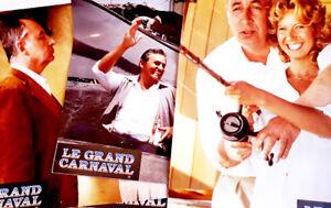 6 photos grand format (40x50 cm) - Le grand carnaval - ARCADY