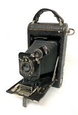 Kodak Junior. No. 1A Autographic Folding Camera BALL BEARING SHUTTER untested