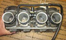 Honda '96 CBR900RR Fireblade carbs rack Keihin 88BA