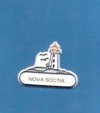 Nova Scotia Canada Rubber Fridge Magnet