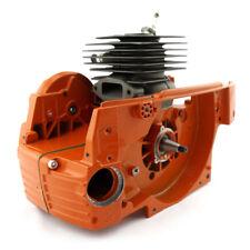 Engine Motor Crankcase Cylinder Crankshaft For Husqvarna 362 365 371 372 372XP