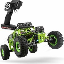 WLtoys RC Cars 1/12 Scale 2.4G 4WD High Speed Electric All Terrain Off-Road Rock