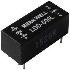 MEANWELL LDD-500L DC/DC LED-Treiber In 9V-36V Out 2V-32V 500mA LED-Driver 855736