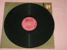 BING CROSBY FRED WARING MOTHER DARLIN' HUSH A BYE DECCA 78 RPM RECORD PROMO EX