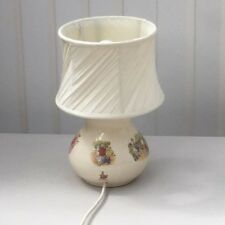 Royal Doulton Delightful Child's Bunnykins Table Lamp with Shade