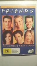 Friends : Series 9  [ 4 DVD Set], Region 4, FREE Next Day Post from NSW