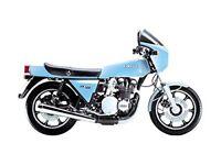 Aoshima 1/12 Bikk Series No.45 Kawasaki Z1-R Plastic model with custom parts kit