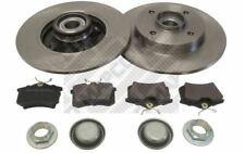 MAPCO Kit disques et plaquettes de frein Arrière pour PEUGEOT 307 47361
