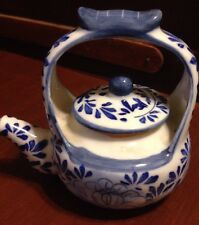 Hand Painted Teapot-estri in very nice condition