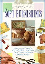 Soft Furnishings - Creative Crafts For Creative Hands (Hardback, 1995)