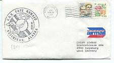 1986 Cape Romain Ketchikan Alaska SAR Polar Antarctic Cover