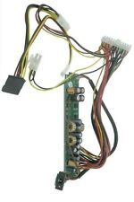 12V DC-DC ATX Power Supply Adapter/Converter PC Board/Cable, supports Intel Atom