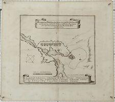 M. Merian: Feldlager b Szerencs Ungarn 1663 Ssicha - unbeschnittenes Original
