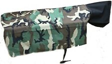 Sheep or Goat Cordura Camo Blanket Jacket Size Large New