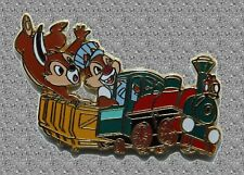 Chip & Dale Wed Racers Pin - WDI LE 300 - Disney Pin