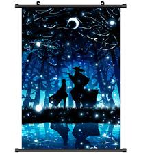 "Hot Japan Anime Mahoutsukai no Yome Poster Wall Scroll Home Decor 8""×12"" FL928"
