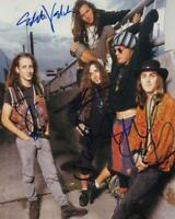 REPRINT - PEARL JAM Eddie Vedder Autographed Signed 8 x 10 Photo Poster RP