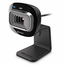 PC WebCam USB For Microsoft LifeCam HD-3000 Web Camera HD 720P Windows XP 7 8