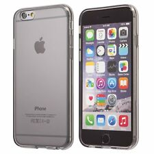 iPhone 6S Case Slim Flexible Soft Back Transparent Ultra Silicone Gel Cover / 6