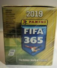 Panini FIFA 365 2019 Box Stickers - BLUE BACKS - Foden Mbappe Messi Sancho