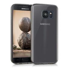 kwmobile Schutz Hülle für Samsung Galaxy S7 Super Slim Schwarz Case Cover Handy