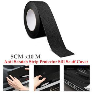 5CM x10M Anti Scratch Strip Protector Sill Scuff Cover Car Door Plate Sticker×1