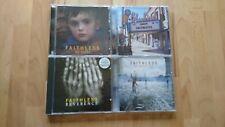 4x Faithless - Musik CD Album Set