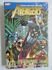 Avengers The Heroic Age #1 B torn cello 8.0 VF (2012)
