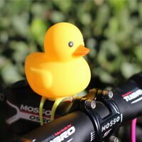 Cartoon Duck Shape Bicycle Bells Mountain Bike Handlebar Duck Head Light Shining
