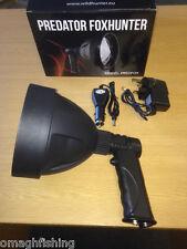 Wildhunter FoxHunter 150mm LED LAMPADA RICARICABILE * 500m trave * CACCIA TIRO Lampada