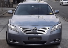 2007-2009 Toyota Camry chrome grille grill insert overlay