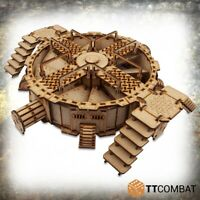TTCombat BNIB Industrial Mega Turbine TTSCW-INH-038