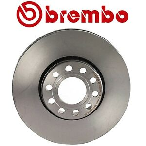 For Audi A4 A6 Quattro Front Left or Right Brake Disc Rotor Vented 288 mm Brembo