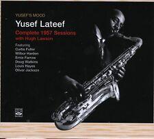 Yusef Lateef Yusef's Mood Complete 1957 Sessions With Hugh Lawson (4-Cd Box Set)