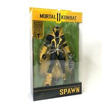 Mortal Kombat Gold Label Collection McFarlane Toys SPAWN Walmart Exclusive