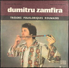 DUMITRU ZAMFIRA - A Virtuoso of The Romanian Flutes - LP