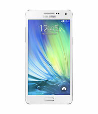 Étuis, housses et coques blanc Pour Samsung Galaxy A5 en silicone, caoutchouc, gel pour téléphone mobile et assistant personnel (PDA)