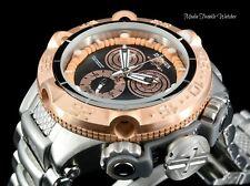 Invicta 50mm Subaqua Noma V Quartz Chronograph Rose Gold Bezel Bracelet Watch!