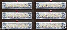 X6 24v SMD LED Blanco PARTE DELANTERA luces de marcaje para DAF MAN VOLVO IVECO