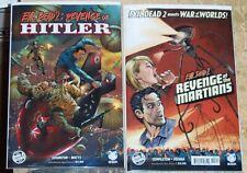 Evil Dead 2 One Shots Horror Comic 6 Issue Lot Dracula Krampus X-Mas Martians