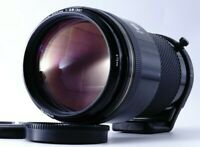 Ex+++++ Minolta AF APO TELE ZOOM 80-200mm F2.8 Black TelePhoto Lens From JAPAN