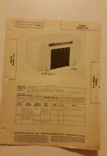 Garod Radio Model 5A2,Brooklyn, NY. ,Repair Paper