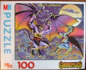 Gargoyles Puzzle 100 Pieces Asst. 14418 MB