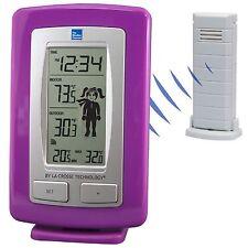 WS-9782TWC-IT La Crosse Technology Wireless Weather Station Girl TX40U-IT NIB