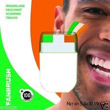 Bandera de INDIA India Pintura Cara verde blanco azafrán