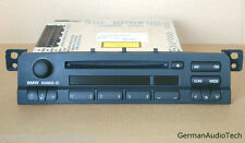 BMW E46 3-SERIES BUSINESS CD MP3 PLAYER STEREO RADIO AUX CD53 323 325 328 330 M3